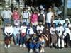 Supporters to Umhlanga